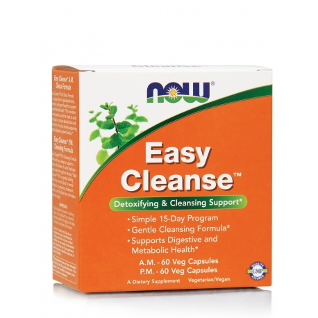 Easy Cleanse™ AM PM 120 Veg Capsules