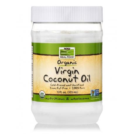 Virgin Coconut Oil, Certified Organic